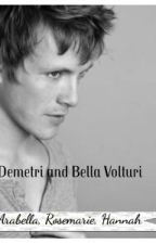 Bella And Demetri Volturi by riley24hale