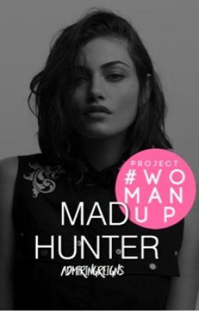 Mad Hunter ✿ Derek Hale  by cslaywalker