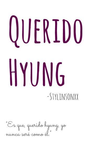 Querido hyung... {Jicheol}