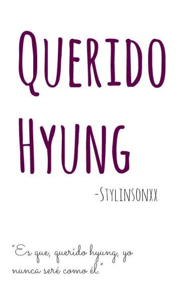Querido hyung... {Jicheol} [EN EDICIÓN]