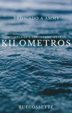 Kilómetros  |VHope| by RueCossette