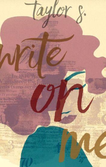 Write on me (Camren)