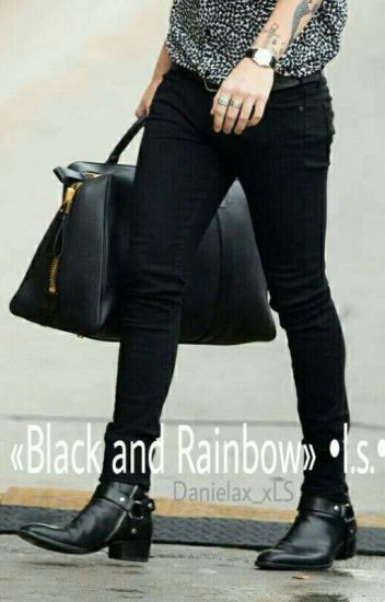 «Black And Rainbow» •l.s.•