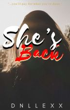 She's Back! (KathNiel) by dnllexx