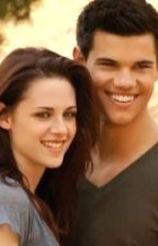 New Moon: Bella and Jacob by whisperedyells