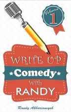 Write Up Comedy With Randy VOL. 1 by Randy_Akbariansyah