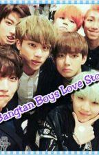 Bangtan Boys (Love Story Bts) by diahintan29