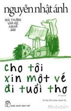 Cho tôi xin một vé đi tuổi thơ by ThuNguyenMinhon