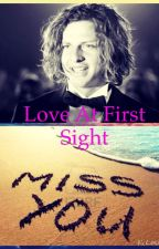 Love at first sight (Nat Fyfe love story) by nkrising