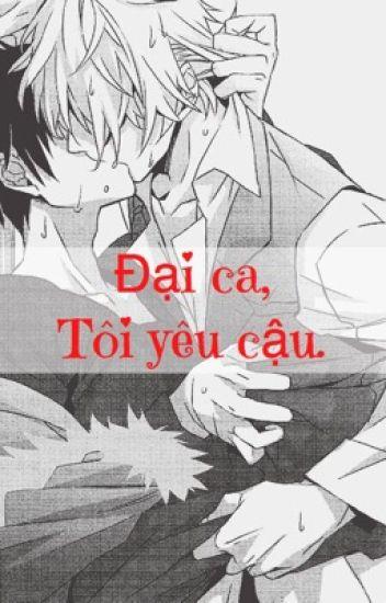 [KookV] [ShortFic] Đại ca, tôi yêu cậu.