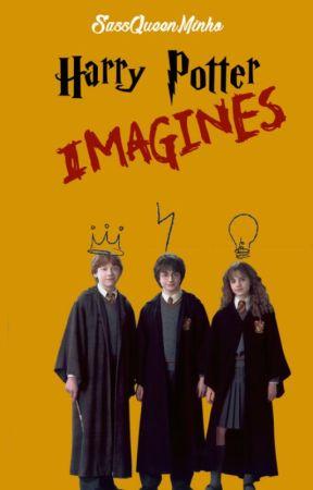 Harry Potter Imagines by sassqueenminho
