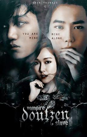 Doutzen: The Vampire Slave by fluffy_Hunnie