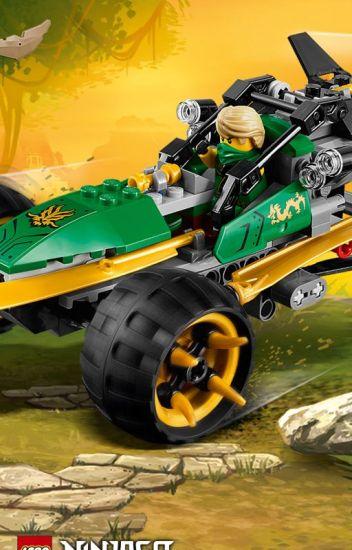 LEGO Ninjago Masters Of Spinjitzu Volumul 1 - Lloyd Garmadon - Wattpad