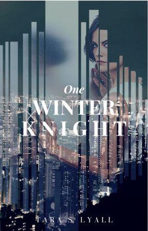 One Winter Knight (Batman) by Marvel_Mockingjays