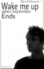 Wake me up when september ends. ~ashton irwin  by Nachtherz