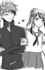 The Love Between A Yandere And A Hero (Ayano X Budo) by Shipper_Wolf