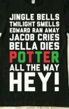 Why Harry Potter Is Better Than Twilight by liberosic