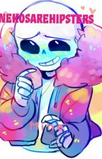 Mine [A Sans X Reader Fanfic] by NekoIrs