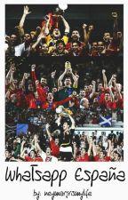 Whatsapp Selección Española by Neymarjrismylife