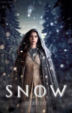 SNOW  by indirys