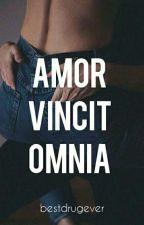 Amor Vincit Omnia by bestdrugever