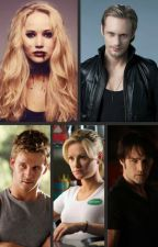 The Youngest Stackhouse (True blood/TVD) by insaneredhead