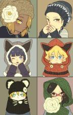 Sen Sor, Naruto Karakterleri Cevaplasın... by LadyMina-