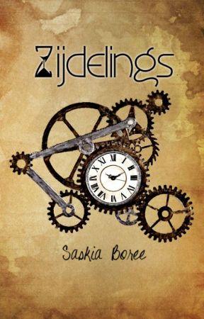 Zijdelings by SJMSchrijft