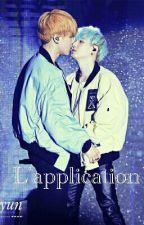 L'application |•yoonmin• by taebias