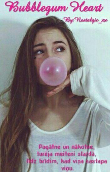 Bubblegum Heart #Pabeigts