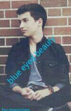 Blue Eyed Beauty by mwazies
