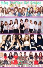 Kpop Profiles: Girl Groups by LimKiYoung
