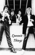 Queenie Things by Birdmandeaky