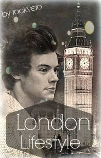 London Lifestyle 1D FF (Harry Styles)