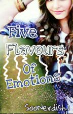 Five Flavours Of Emotions.  by SooNerdish