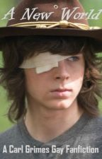 A New World(A Carl Grimes Gay Fanfiction) by TheWritingDead99