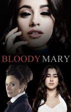 Bloody Mary - Camren - Demon!Camila by WiinterQueen