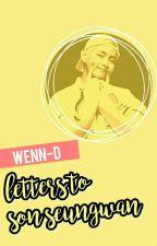 Letters To Son Seungwan   BTSVELVET WenV by wenn-d