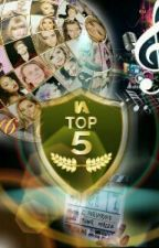 Top 5 by AdeDia675
