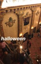 halloween; leafycynicaI by hallelujahmoney