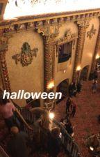 halloween; leafycynicaI by chemi-cool