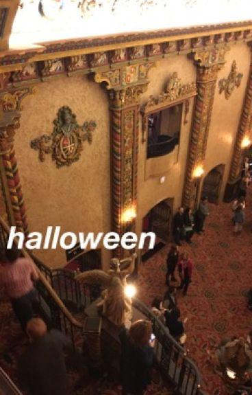 halloween; leafycynicaI