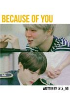 Because of U  [Yoonmin FF] by lyly-n