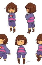 Undertale Daughter Scenarios by Lilith_The_Gamer
