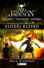 Percy Jackson-Zloděj blesku by Mystery-Eragonka