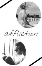 """Affliction"" - Yoonkook by Avangeee"