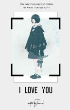 i love you ✉ yoonmin by Jieun-ah