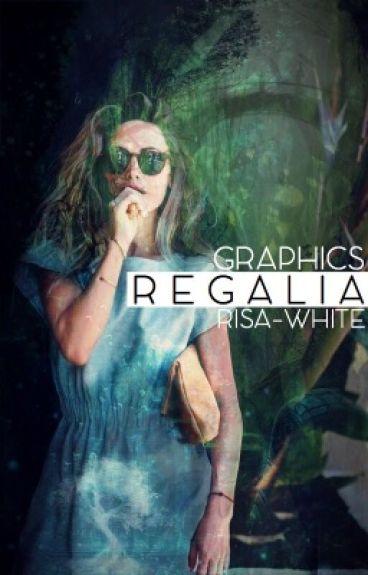 OPEN | Regalia | Graphics