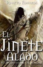 El Jinete Alado y la leyenda de Nagar by IgnacioEdwardsVivero