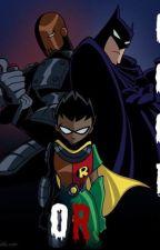 E se Slade fosse arrivato prima di Batman? by enigmista-18
